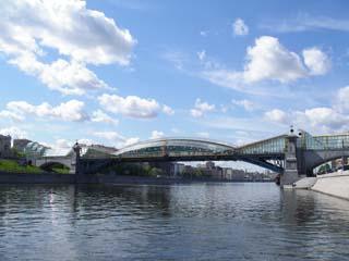 066 Мосты и виды Москвы.    171k