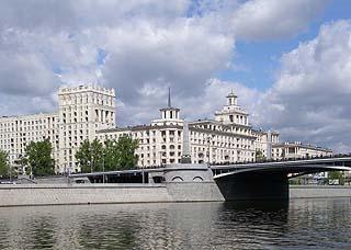 071 Мосты и виды Москвы.    189k