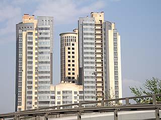 076 Мосты и виды Москвы.    138k