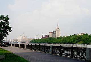 077 Мосты и виды Москвы.    138k