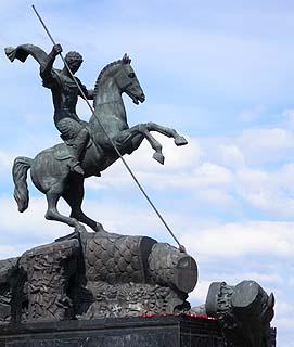 183 Святой Георгий Победоносец.    Saint Georgia  Winning.  85k