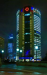 1010 Центр на Кутузовском проспекте.    110k