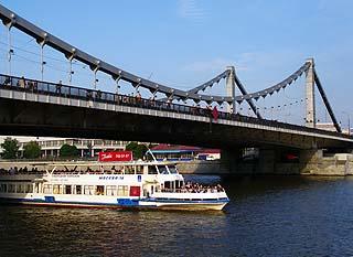 152 Мосты и виды Москвы.    146k