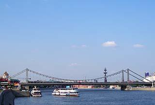 153 Мосты и виды Москвы.    138k