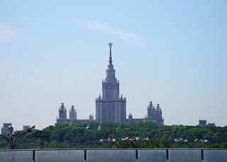 154 Мосты и виды Москвы.     67k