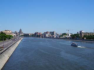 155 Мосты и виды Москвы.    103k