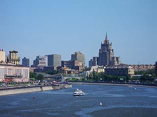 157 Мосты и виды Москвы.    107k