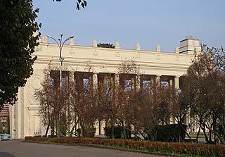 470 Парк Горького.  Gorkiy Park. 139k