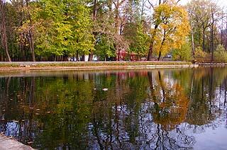 479 Парк Горького.  Gorkiy Park.    157k