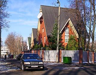 492 Поселок «Сокол».   Village «Sokol».   170k