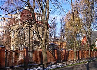 493 Поселок «Сокол».  Village «Sokol».   212k