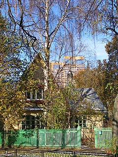 497 Поселок «Сокол». Village «Sokol».    195k