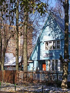 498 Поселок «Сокол».  Village «Sokol».   165k