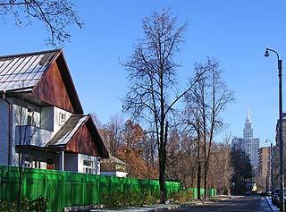 499 Поселок «Сокол». Village «Sokol».    134k
