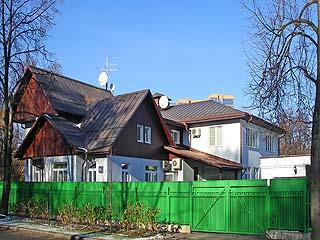 500 Поселок «Сокол». Village «Sokol».    142k