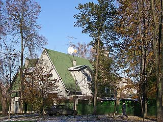 505 Поселок «Сокол».  Village «Sokol».   204k