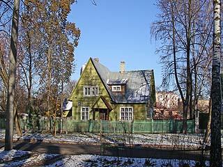 510 Поселок «Сокол».  Village «Sokol».   183k