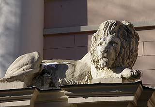522 Древний лев.   110k