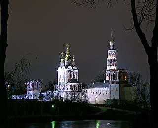 544 Новодевичий монастырь.   145k