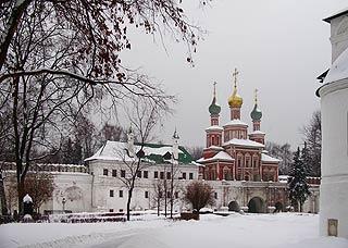 590 Новодевичий монастырь.  Novodevichiy   Coenoby.   190k
