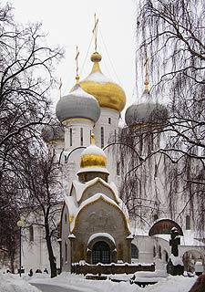 591 Новодевичий монастырь.  Novodevichiy   Coenoby.   143k
