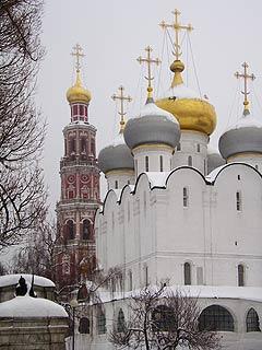 592 Новодевичий монастырь.  Novodevichiy   Coenoby.   100k
