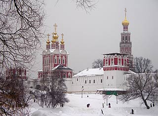 593 Новодевичий монастырь.  Novodevichiy   Coenoby.   174k