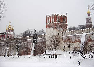 595 Новодевичий монастырь.  Novodevichiy   Coenoby.   151k