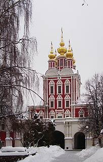 596 Новодевичий монастырь.  Novodevichiy   Coenoby.   110k