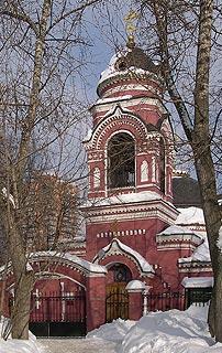 604 Церковь в Парке Дружба. Church in Park Friendship.      175k