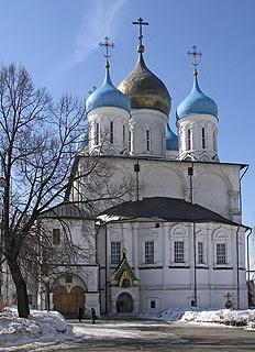 631 Новоспасский монастырь.  Novospasskiy   Coenoby.   142k