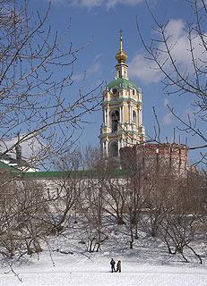 632 Новоспасский монастырь.  Novospasskiy   Coenoby.   172k