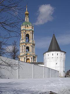634 Новоспасский монастырь.  Novospasskiy   Coenoby.   114k
