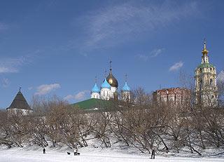 636 Новоспасский монастырь.  Novospasskiy   Coenoby.   178k