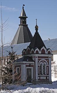 637 Новоспасский монастырь.  Novospasskiy   Coenoby.   105k