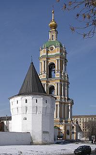 640 Новоспасский монастырь.  Novospasskiy   Coenoby.   84k