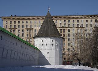 641 Новоспасский монастырь.  Novospasskiy   Coenoby.    162k