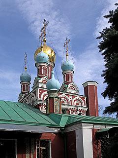 650 Церковь  в 1-ом Котельническом переулке.      95k