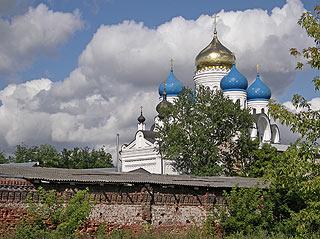 777  Николо-Угрешский монастырь.  260k