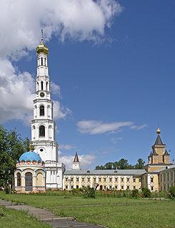 784  Николо-Угрешский монастырь.  112k