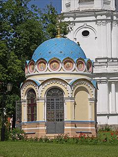 786  Николо-Угрешский монастырь.  185k