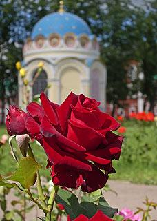 788  Николо-Угрешский монастырь.  91k