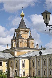 789  Николо-Угрешский монастырь.  113k