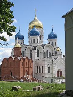 791  Николо-Угрешский монастырь.  133k