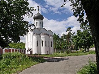 792  Николо-Угрешский монастырь.  286k