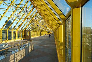 831 Андреевский пешеходный мост.   191k