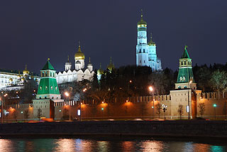 878 Кремль. Вид с Софийской набережной.   153k