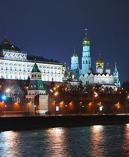 884 Кремль. Вид с Софийской набережной.   104k