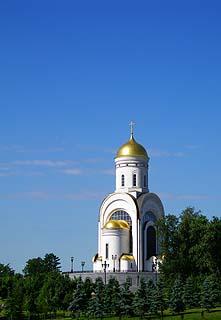 916  Церковь на Поклонной горе.    85k