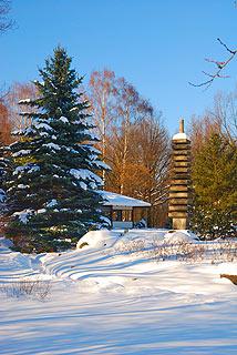 a046   Японский садик в Ботаническом саду.   116k